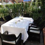 Gräser als Gartenzaun für Terrasse und Balkon
