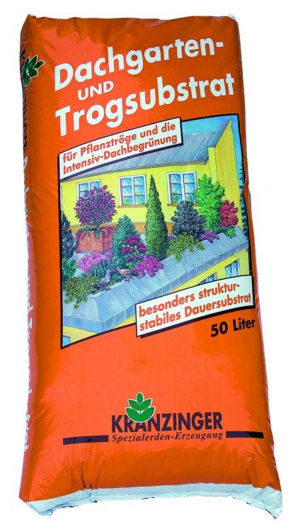 Gräser-Pflanzerde für Pflanzkübel und Blumentopf 50 Lt