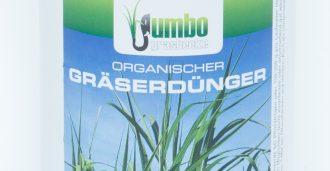 Gräserdünger organisch Jumbogras